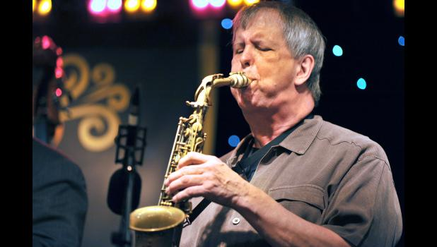 """That set the trajectory for our lives,"" Rick Arbuckle says of Elm Street Grocery, the band he co-founded in 1967 with friends at Jefferson Community High School. One later addition to the band, Dick Oatts, a 1971 Jefferson grad, has enjoyed a Grammy-winning career with the Vanguard Jazz Orchestra."