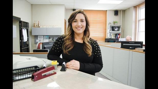"""""""I do feel like I have to prove myself to half the county,"""" says Greene County Treasurer Katlynn Mechaelsen, who won election in November by a single vote. At 25, her age was seen as both a strength and a detriment. """"Yes, but I've had to mature a lot in the past five years,"""" she says, referring to her triumph over a brain tumor. ANDREW McGINN 