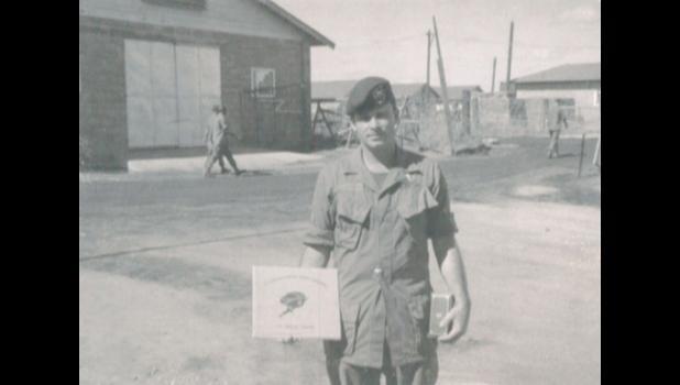 Back in Vietnam, late '60s.