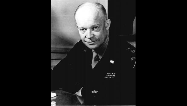 Gen. Dwight D. Eisenhower, Supreme Allied Commander, granted Stevens' unit freedom to go wherever it pleased in order to shoot film, often far in advance of regular troops. They rode into Paris on Aug. 25, 1944, with Free French forces.