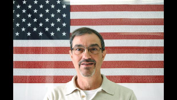 Mike Bierl, who spent nearly 22 years in the Air Force, is Greene County's new veterans service officer. He can be contacted at mbierl@co.greene.ia.us or 515-386-5673. ANDREW McGINN | JEFFERSON HERALD