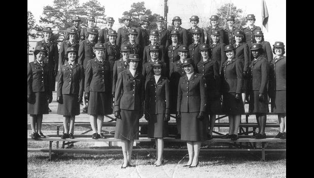 """Marti Thompson, of Churdan, whose first name is actually Merle (pronounced Meryl), joined the Women's Army Corps in 1966, enduring two sexual assaults while in uniform. Only now can she talk about it. """"I grew up in an environment where, if a girl was messing around with a guy, she's not a very nice girl,"""" she says."""