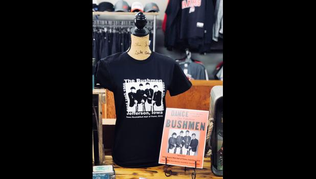 Bushmen for sale: 52 years after they broke up, a Bushmen shirt has gone on sale at More Time.