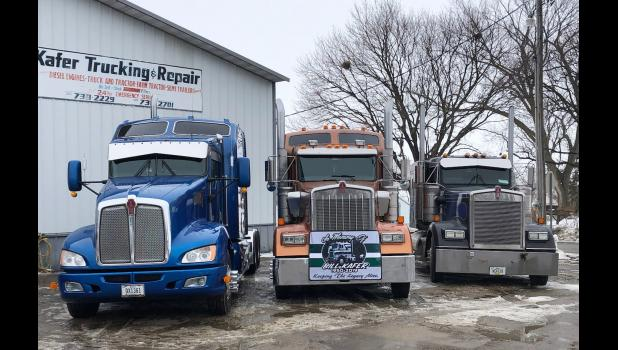 "Trucks were lined up outside Kafer Trucking in Grand Junction last month for Bill Kafer's celebration of life. Kafer, who died on Jan. 27 at 68, was a career truck driver who imparted such wisdom on his grandchildren as, ""Never stop at a red light in Chicago."""