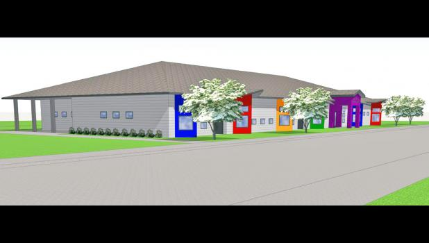 Board members and other advocates of the Greene County Early Learning Center in Jefferson are raising funds for a new facility.