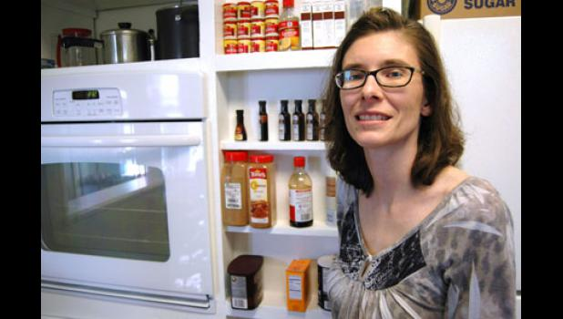 Tina Meseck is the proprietor of Better For You Bakery, a new local bakery.