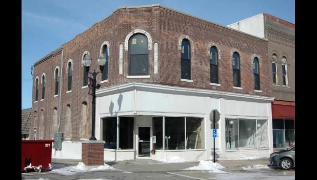 """The circa-1880 corner building owned by the city of Jefferson dubbed City View on State will be featured on the """"Available Buildings Tour"""" April 25 and 27. HERALD FILE"""