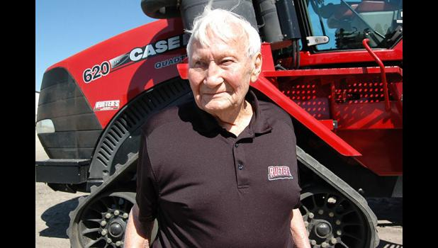 When Cecil Rueter ventured into the farm equipment business in 1951, he became the 18th implement dealer in Greene County alone. He outlasted them all. Along the way, farms grew to enormous sizes. The tractors grew right along with them. ANDREW McGINN | JEFFERSON HERALD