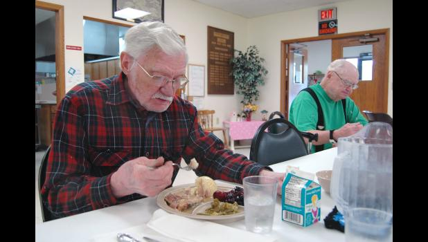 A 40th anniversary open house for Elderserve will be held from 10 to 11:30 a.m. May 16 at the Greenewood Center. ANDREW McGINN | JEFFERSON HERALD