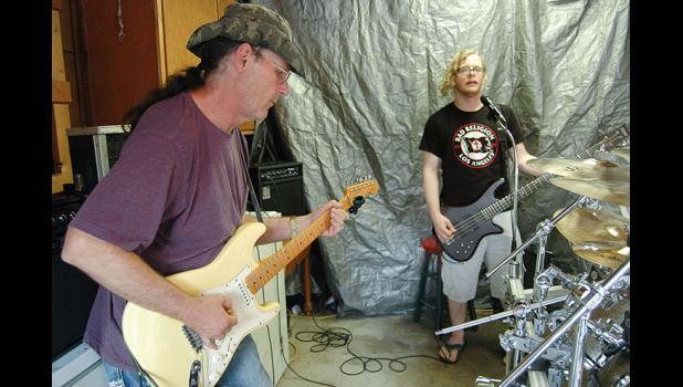 Ex-Roze guitarist Tony Kendall