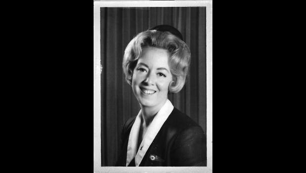 Nancy (Cuddy) Pennell was a stewardess whose July 1, 1968, flight got a little too close to the Soviet Union.