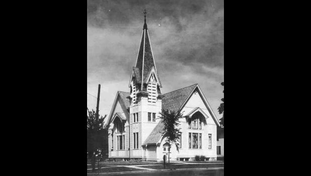 "The ""little white church"" served First Presbyterian Church in Jefferson from 1889 to 1974. This year marks 150 years since First Presbyterian was organized."