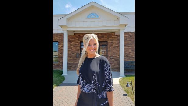 Reegan Hanigan has been named the new executive director of Jefferson Matters: Main Street and the Jefferson Area Chamber of Commerce, which are in the process of merging. CONTRIBUTED PHOTO