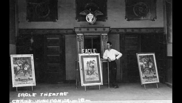 The history of movie theaters in Greene County, including Grand Junction's Eagle Theatre, is the topic of a free talk Friday.