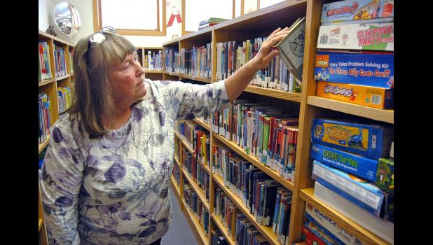The library in Jefferson has outgrown its space, in large part due to the children's programming created and overseen by Clark over the past two decades.