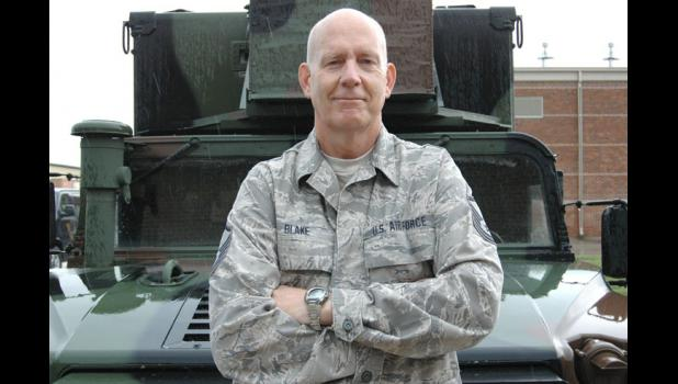 Jefferson resident Larry Blake, elected last week as commander of the local American Legion post, wants to return the organization to prominence in the community. By day, Blake is a full-time technician with the Iowa Air National Guard's 133rd Test Squadron in Fort Dodge.
