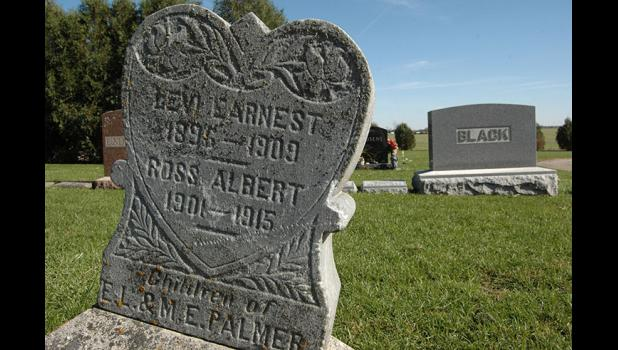 Not knowing where someone is buried is often the scariest part about visiting a cemetery. The city of Jefferson is at work on a mobile-friendly program that maps each grave site at the municipal and Catholic cemeteries. ANDREW McGINN | JEFFERSON HERALD