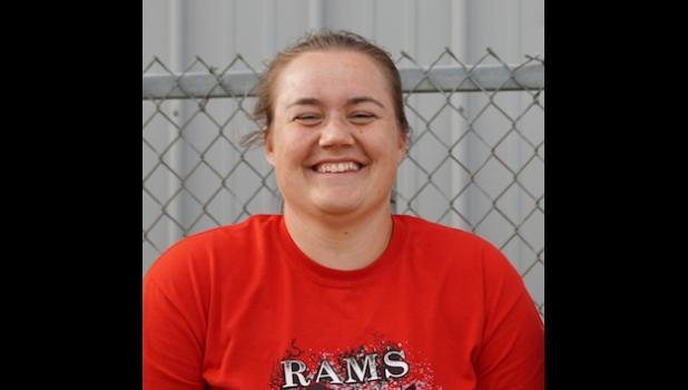 Hannah Onken drove in seven of her team's ten runs with a 3-run home run in the third inning and a grand slam dinger in the fourth.