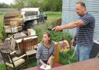 "Shawn and Jennie Olson, of Jefferson, are set to appear on four episodes of DIY Network's ""West End Salvage."""