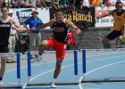 Daric Whipple got another PR in the 400 hurdle race at the state track and field meet on May 22. Whipple placed sixth with a time of :55.29.