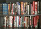 A quick peek at my bookshelf at home. As one can see, there are quite a few sports-related copies.